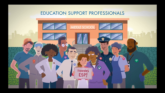Education Support Professionals- Meeting the Needs of the Whole Student