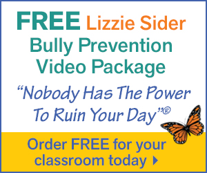 FREE Lizzie Sider Bully Prevention Video Package
