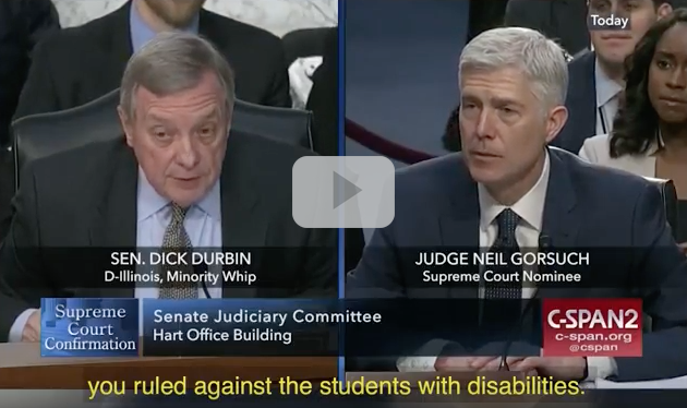 Exposed! Supreme Court nominee wrong for students