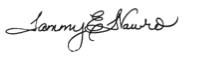 Tammy Wawro Signature