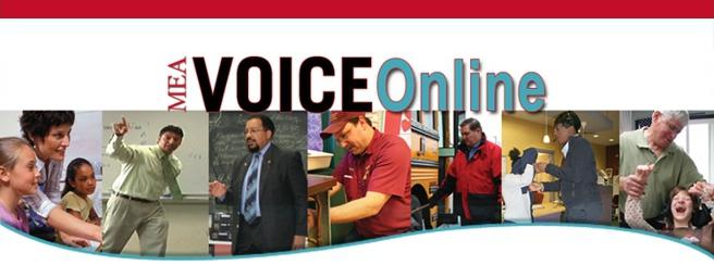 MEA Voice Online